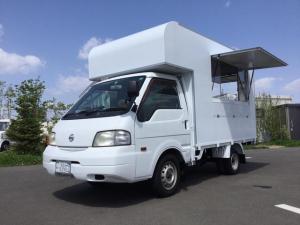 日産 バネットトラック  キッチンカー・フードトラック 厨房器具搭載済 保健所対応設備付 厨房サイズL2.4m/W1.6m/H1.8m