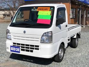 スズキ キャリイトラック KCエアコン・パワステ農繁仕様 4WD デフロック