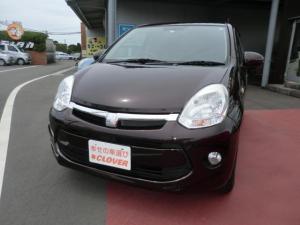トヨタ パッソ 1.0X Lパッケージ・キリリ 4WD ナビTV ETC
