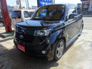 トヨタ bB Z エアロ-Gパッケージ 4WD オートマ 純正ナビ ETC イルミスピーカー キーフリー アルミホイール 純正エアロ