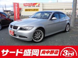 BMW 3シリーズ 330i 本革シート ナビ バックカメラ ETC プッシュスタート スマートキー クルーズコントロール 関東仕入 走行5万km台