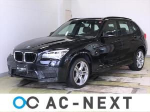 BMW X1 sDrive 20i Mスポーツ純正ナビフルセグTV