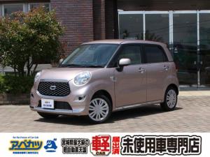 ダイハツ キャスト スタイルX SAIII 4WD 届出済未使用車軽自動車