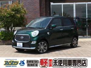 ダイハツ キャスト スタイルG プライムC SAIII 届出済未使用車軽自動車