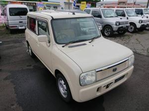 スズキ アルトラパン Gセレクション 4WD 純正CD・MD シートヒーター
