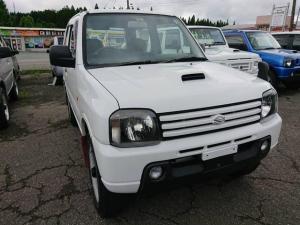 スズキ ジムニー XG 4WD ターボ パートタイム式 純正CDオーディオ