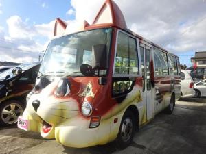 三菱ふそう ローザ  幼児バス 猫型 大人3人幼児39人乗り オートマ