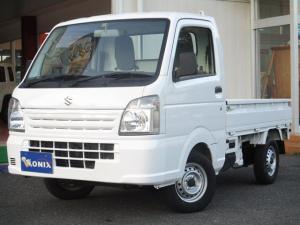 スズキ キャリイトラック KCエアコン・パワステ 4WD マニュアル