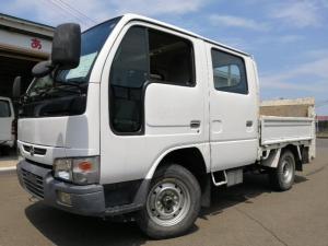 日産 アトラストラック  4WD ダブルキャブ パワーゲート