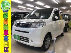 ホンダ ライフ C 4WD キーレス SDナビ ワンセグTV CD 軽自動車