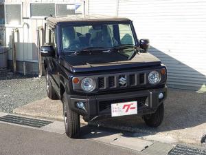 スズキ ジムニー XC 4WD 届出済未使用車 5速マニュアル 衝突被害軽減システム スマートキー クルコン ライトウォッシャー   16インチアルミ 軽自動車