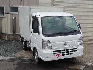日産 NT100クリッパートラック  4WD AC 保温保冷車 左サイドドア付き ブラザー工業製