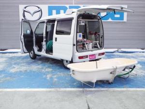 ダイハツ ハイゼットカーゴ 移動入浴車