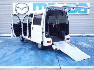 ダイハツ ハイゼットカーゴ フレンドシップ スロープ 補助席あり 4WD