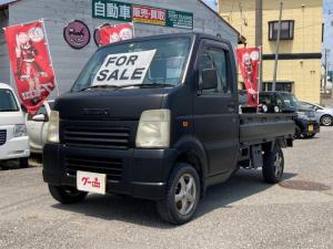 スズキ キャリイトラック  4WD MT 軽トラック
