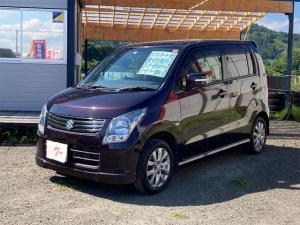 スズキ ワゴンR リミテッドII 4WD CD バックカメラ エンジンスターター ETC ABS エアバッグ スマートキー ベンチシート シートヒーター 電動格納ミラー