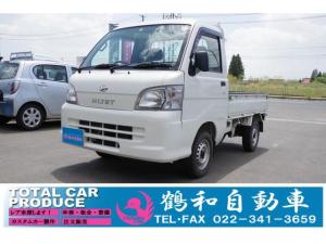 ダイハツ ハイゼットトラック エアコン・パワステ スペシャル 4WD AC MT