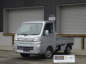 ダイハツ ハイゼットトラック エクストラ 5MT 4WD 純正CDAUX キーレス フォグ