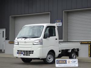 ダイハツ ハイゼットトラック スタンダード 4WD 5MT ABS AC PS エアバッグ ドアバイザー