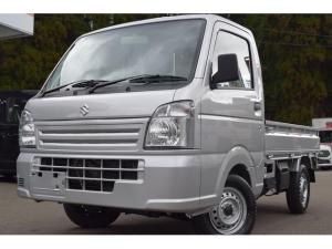 スズキ キャリイトラック KCエアコン・パワステ 4WD ABS付 届出済未使用車