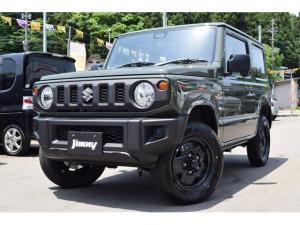 スズキ ジムニー XG・SUZUKIセーフティーサポート付車 登録済(届け出済み・未使用車)4WD・AT・オーディオレス車