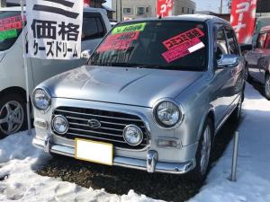ダイハツ ミラジーノ ミニライトスペシャル 4WD キーレス タイベル交換済