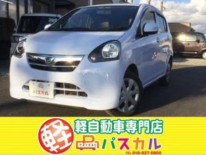 ダイハツ ミライース Gf 4WD キーレス 純正オーディオ