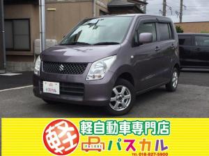 スズキ ワゴンR FX 4WD シートヒーター 純正オーディオ ベンチシート