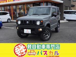 スズキ ジムニー XC 4WD 届出済未使用車 レーダーブレーキサポート