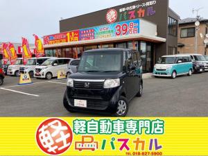ホンダ N-BOX G・Lパッケージ 4WD 純正ワンセグナビ バックカメラ 左側電動スライドドア ETC