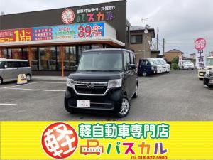 ホンダ N-BOX L 4WD ホンダセンシング LEDヘッドライト スマートキー 左側電動スライドドア 運転席&助手席シート―ヒーター