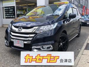 ホンダ オデッセイ アブソルート・EX 4WD 両側パワスラ ナビ Bカメ