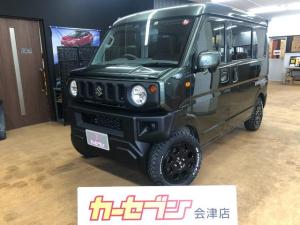 スズキ エブリイ ジョイン 4WD ワンオーナー 禁煙車 夏タイヤ+ホイール新品 ブレーキサポート