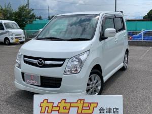 マツダ AZワゴン XSスペシャル 4WD 社外ナビ プッシュスタート シートヒーター オートエアコン 自社レンタ