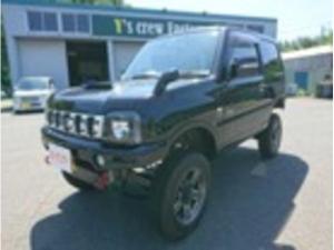 スズキ ジムニー クロスアドベンチャー 4WD ナビ バックモニター ドラレコ リフトアップ
