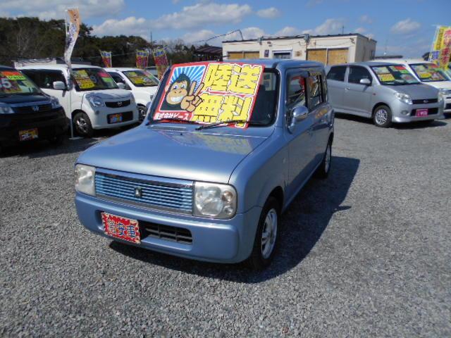 すぐ乗れます♪早い者勝ち!! 車検2年取得☆支払総額¥160,000/陸送無料/オートマ/4WD/