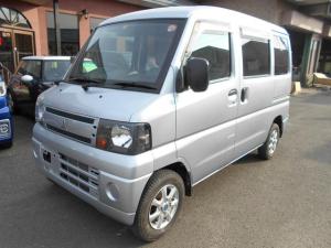 三菱 ミニキャブバン 4WD MT