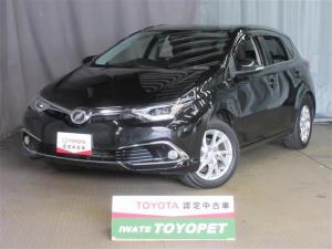 トヨタ オーリス 150X 4WD DVD CD スマートキー HID TSS 寒冷地仕様