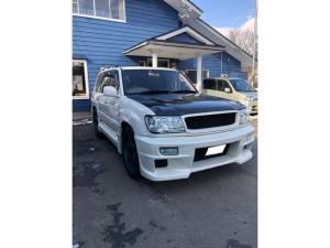 トヨタ ランドクルーザー100 VXリミテッド 公認 マニュアル5速 4WD