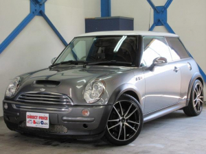 MINI クーパーS スーパーチャージャー パドルシフト 外17アルミ/新品タイヤ/新品バッテリー/パドルシフト/キセノンライト