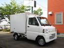 三菱/ミニキャブトラック キャブシャシ フロア付き 保冷車 4WD