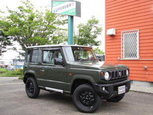 スズキ ジムニー XL 4WD シートヒーター プッシュスタート