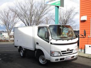 トヨタ ダイナトラック  デンソー冷蔵冷凍車 -7°C設定 4WD 5MT