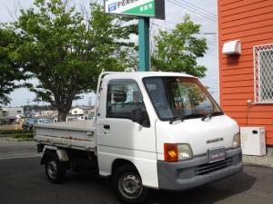 スバル サンバートラック  キャブ付シャシー 得装ベース車