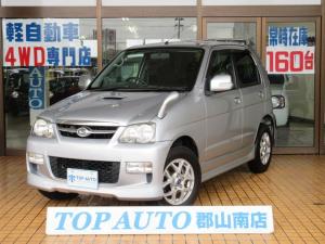 ダイハツ テリオスキッド カスタムX 4WD CD ETC 無修復歴車 保証付