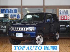 スズキ ジムニー XG 4WD ターボ 7型 CD キーレス ETC ドライブレコーダー 保証付