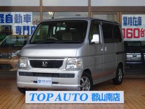 ホンダ バモス M 4WD 5速マニュアル CD キーレス ETC 無修復歴