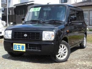 スズキ アルトラパン X 4WD キーレス CD/MD ABS タイミングチェ-ン