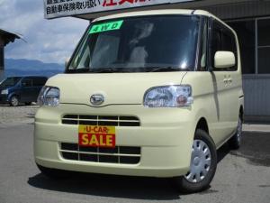 ダイハツ タント L 4WD キ-レス CD ピラ-レス Tチェ-ン