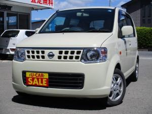 日産 オッティ S FOUR 4WD 5速M/T 1オ-ナ- キ-レス CD